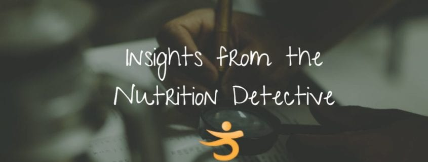 insights from a nutrition detective