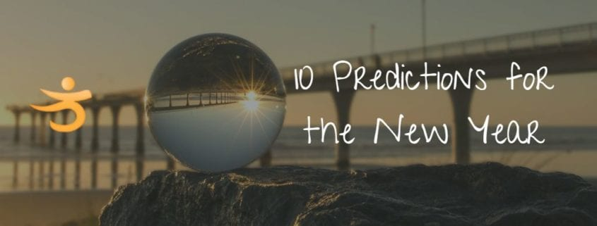 10 predictions for the new year