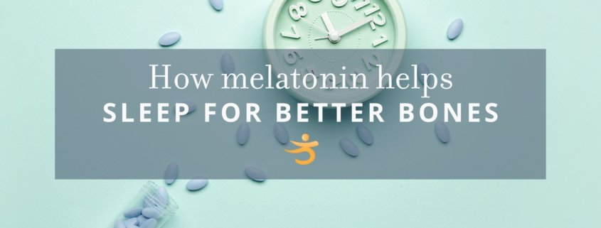 Melatonin helps sleep
