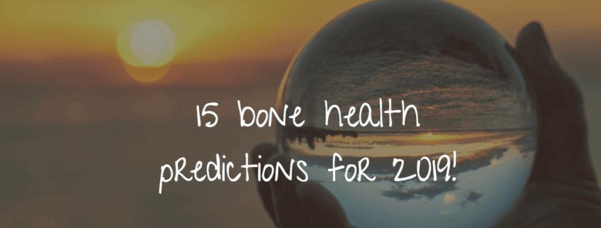 osteoporosis 2019