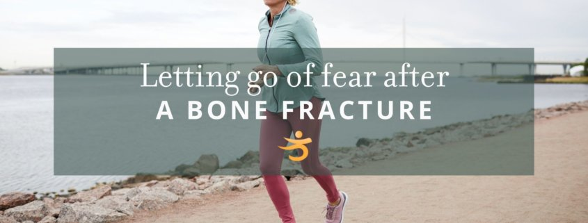 Fear after bone fracture