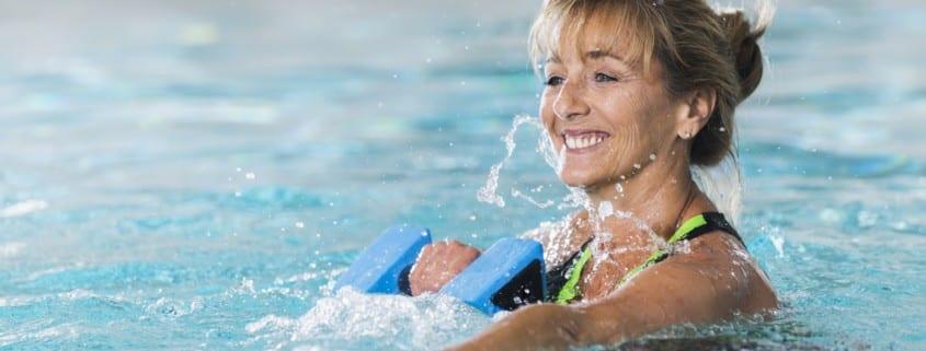 swimming builds bone