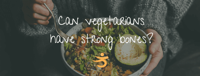 Vegetarians and Osteoporosis