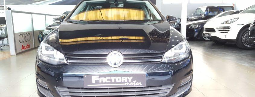 Frontal Volkswagen Golf Variant Sport 2.0 TDI