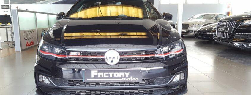 Frontal Volkswagen Polo GTI 2.0 TSI DSG