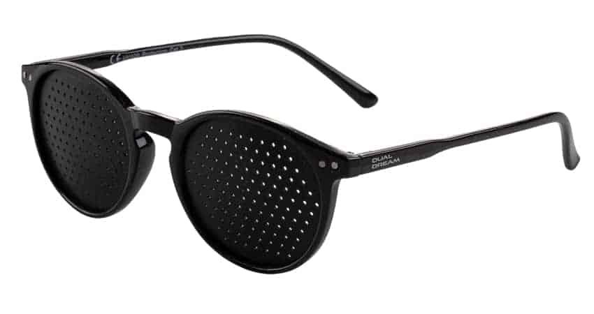 dual-dream-occhiali-stenopeici-lettura-black-miglioramento-vista
