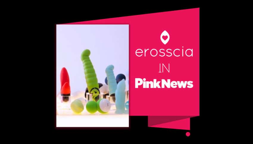 Erosscia in Pink News