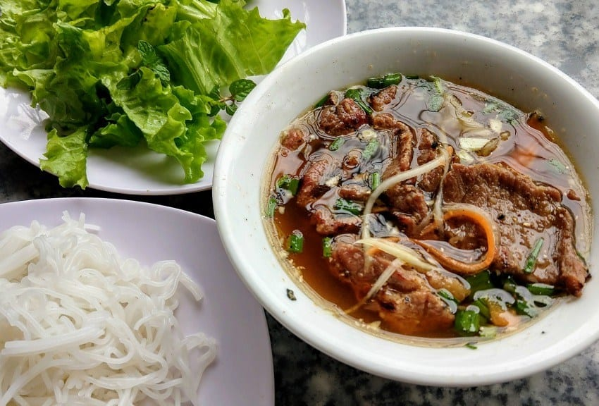 Bun Cha Vietnamese noodle dish guide and blog