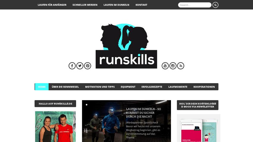 Laufblog runskills.de
