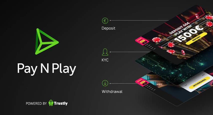 Pay N Play Trustly - No Account Casino - No Registration