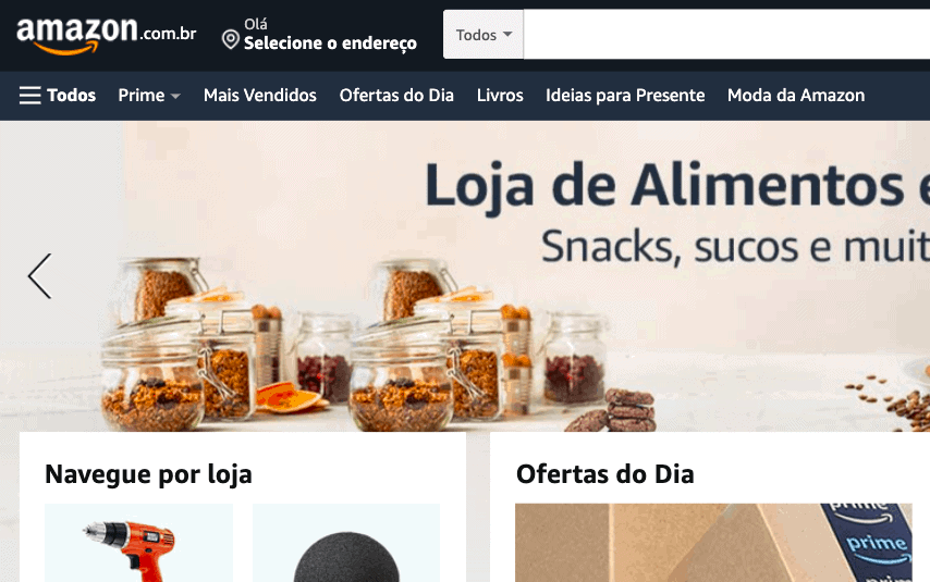 amazon advertising in brazil