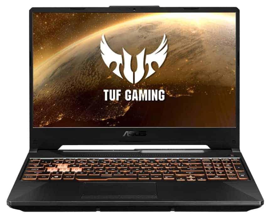 Ordenador portátil gaming ASUS TUF Gaming A15