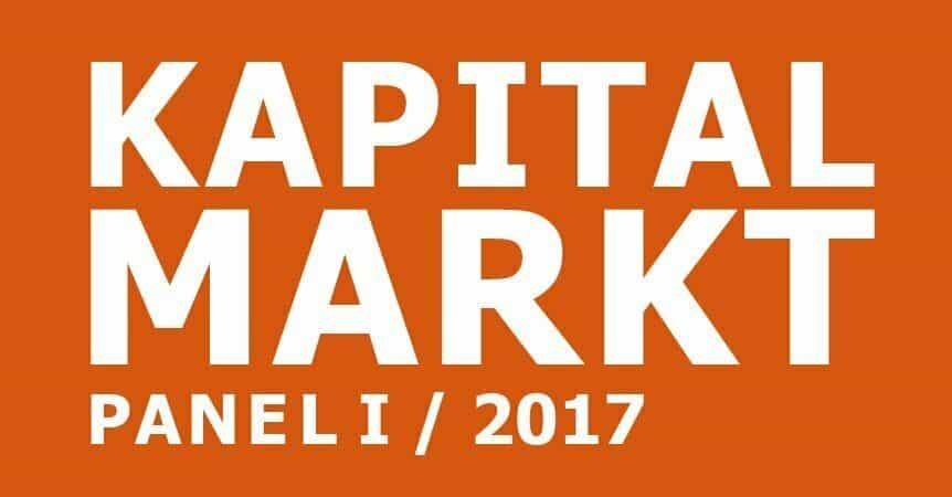 cometis AG Kapitalmarktpanel I 2017