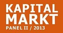 cometis AG Kapitalmarkpanel II 2013
