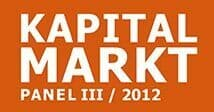 cometis AG Kapitalmarkpanel III 2012