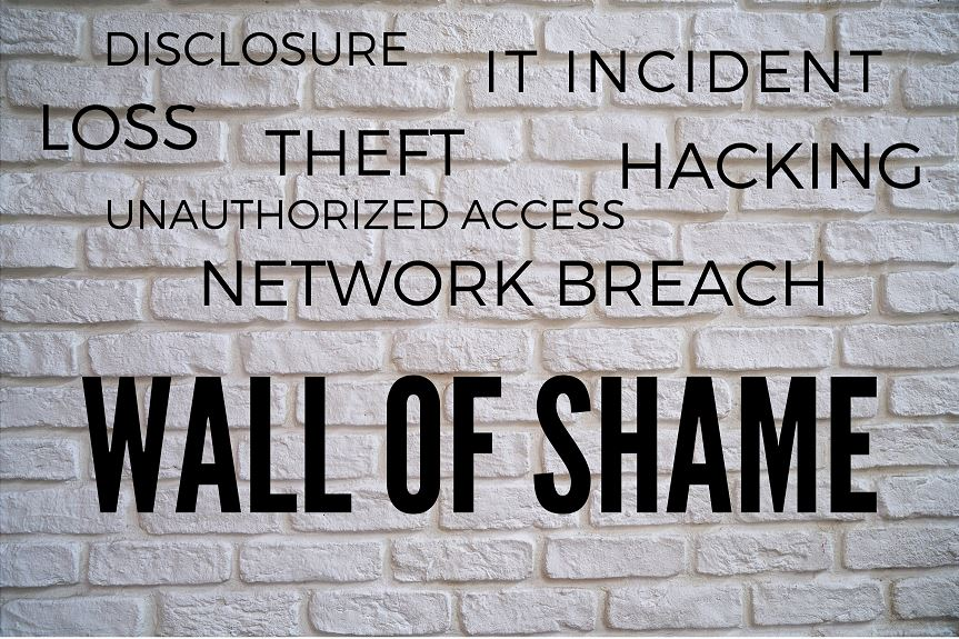 Wall of Shame