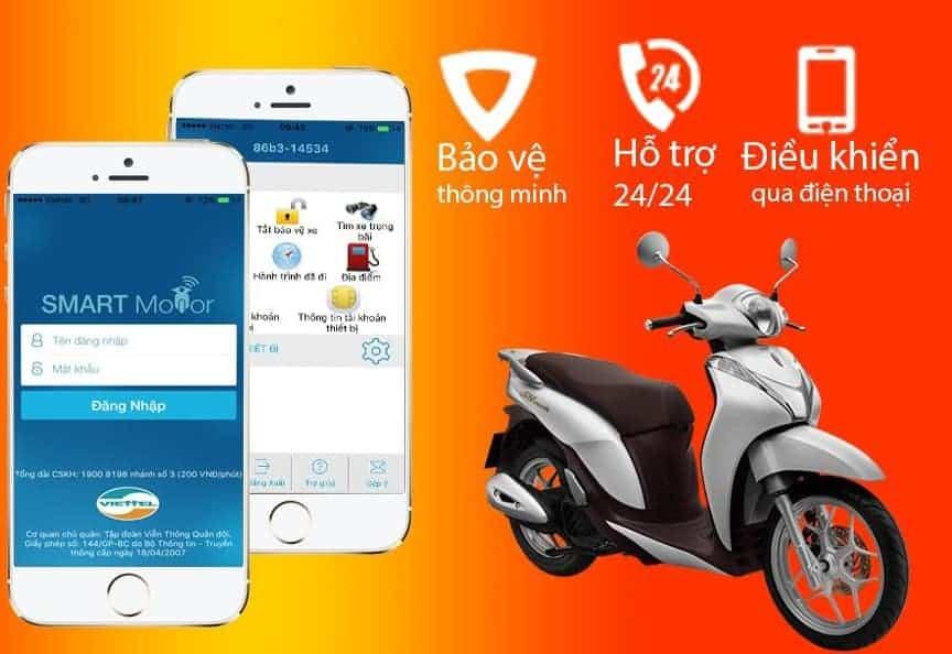 Lắp Smart Motor Quận Tân Bình