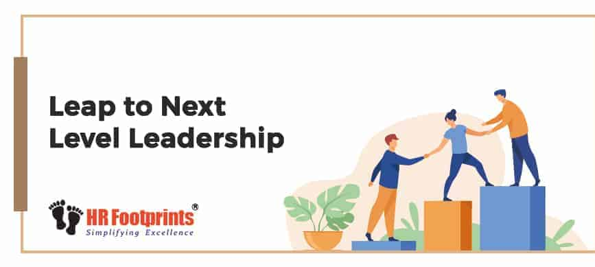 leap to next level leadership