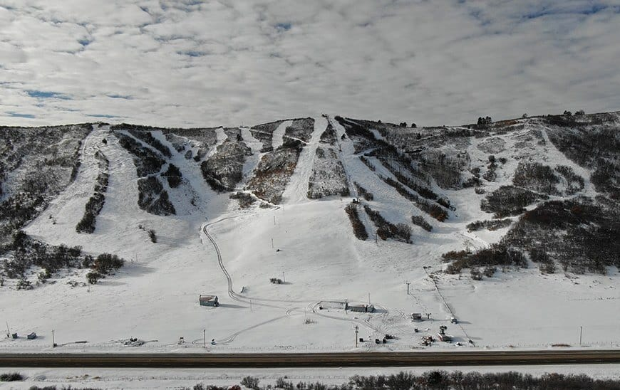 Looking for an affordable ski trip? Check out the Colorado Gems. Hesperus Ski Area.