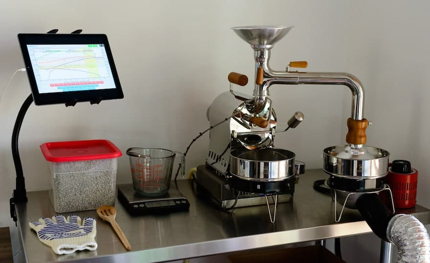 Best Home Coffee Roasters 2021 Entry Level To Pro