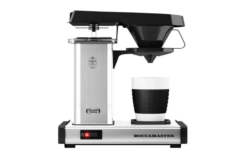 Technivorm Moccamaster Cup-One single serve coffee maker