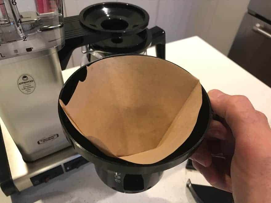Standard No. 4 conical filter for the Moccamaster