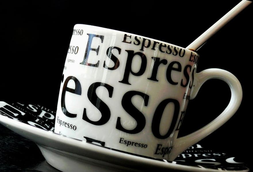 Let them hear you pronounce the 'S' when you order an espresso.