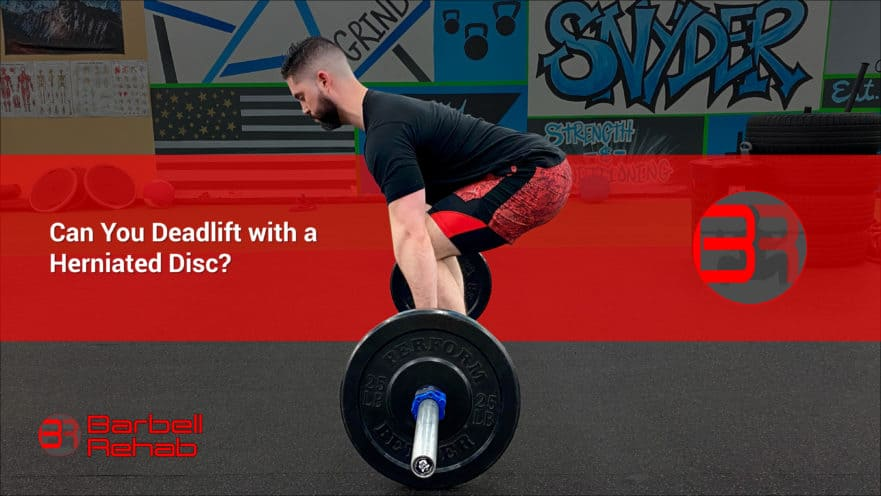 deadlift herniated disc featured image