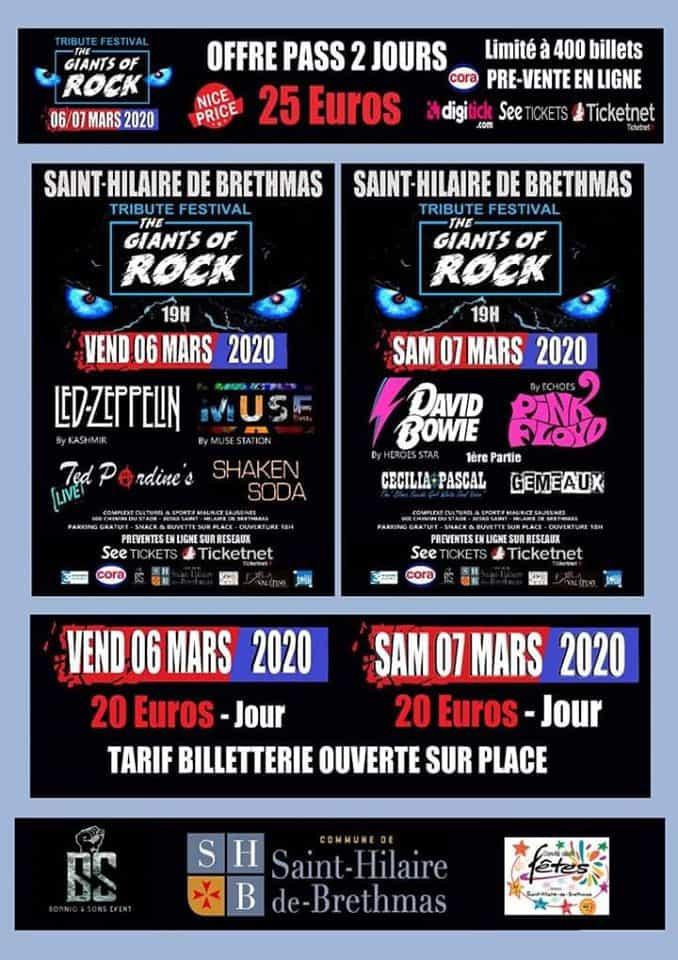 THE GIANT OF ROCK Saint Hilaire de Brétamas