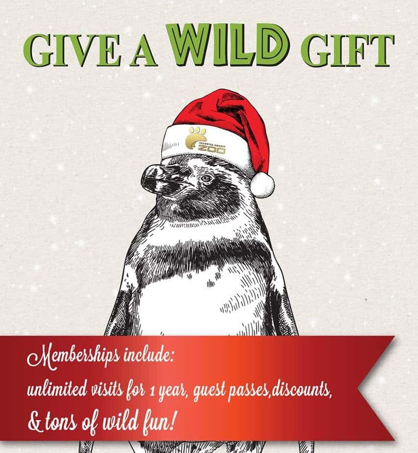 Zoo Membership Deal for the Holidays