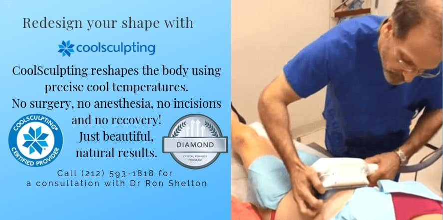 CoolSculpting Certified Provider in NYC