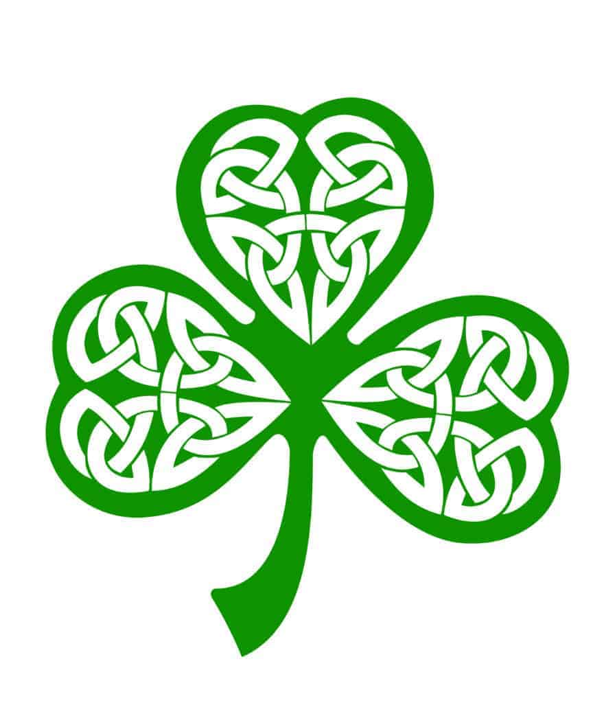 The Shamrock - Celtic Symbols