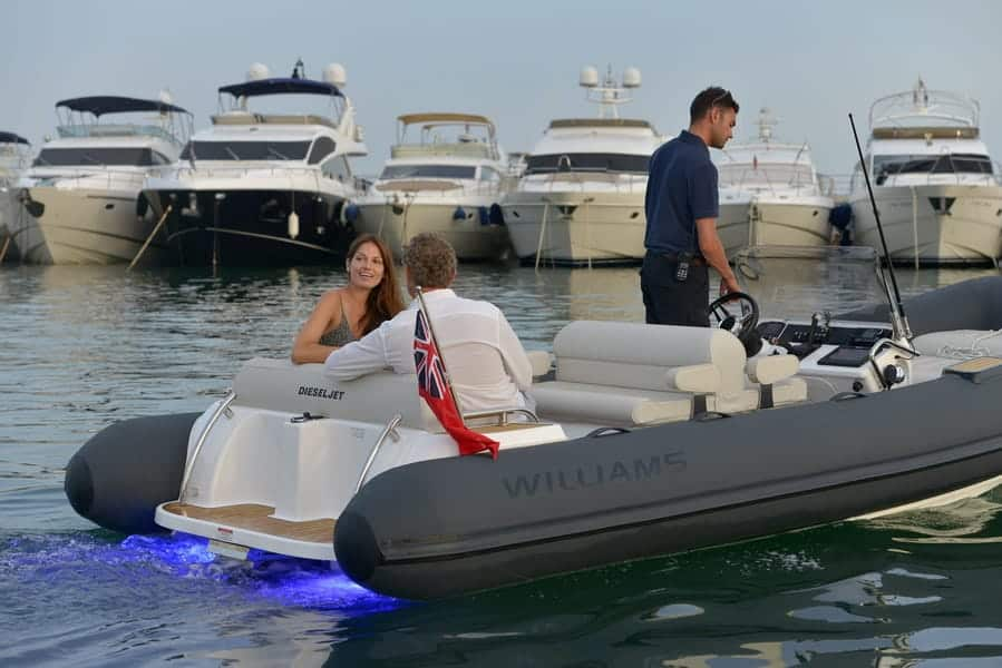 Williams Jet Tenders
