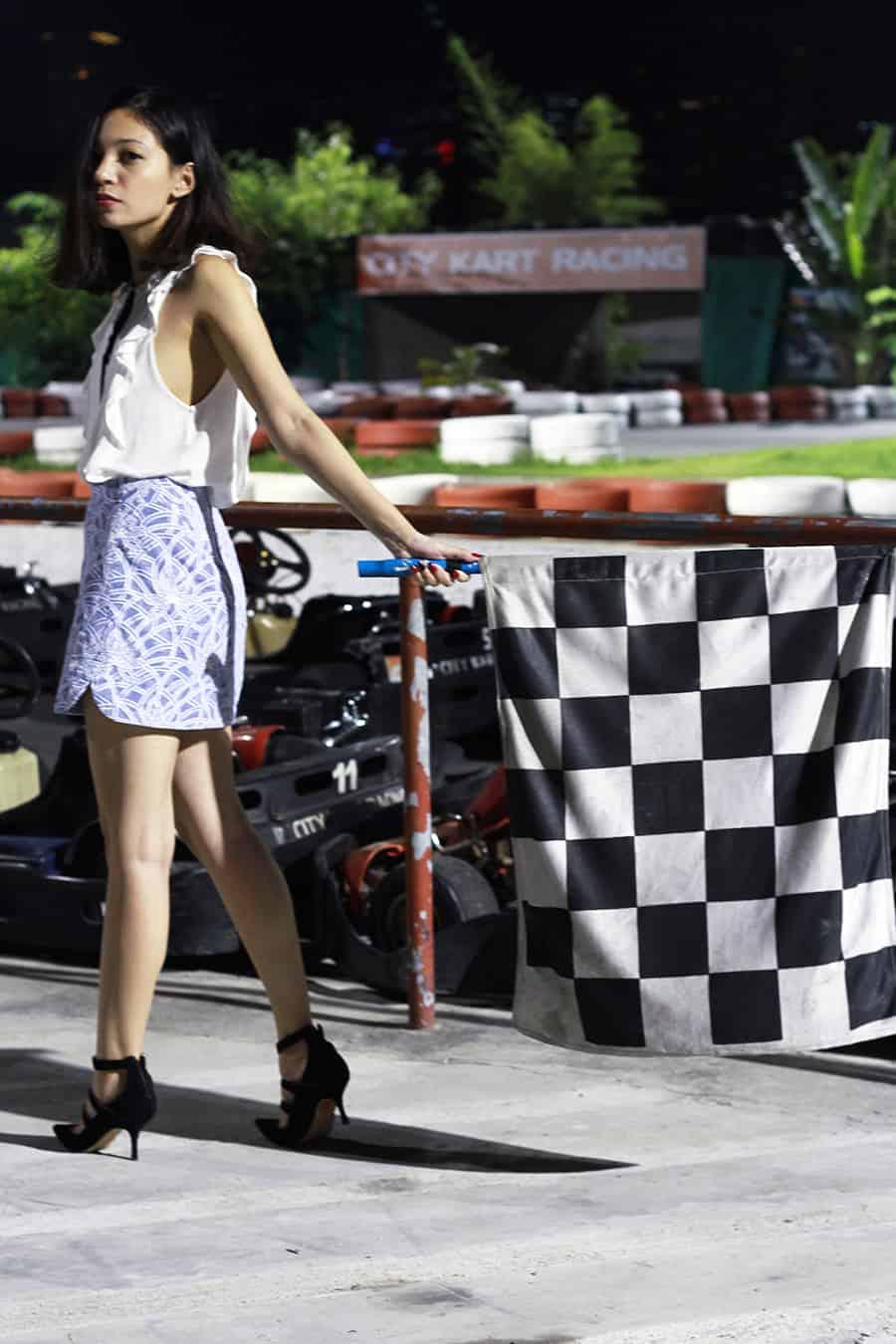 city-kart-racing