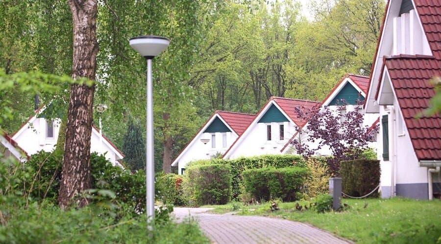 Vakantiepark Bosmeer vrijstaande bungalows