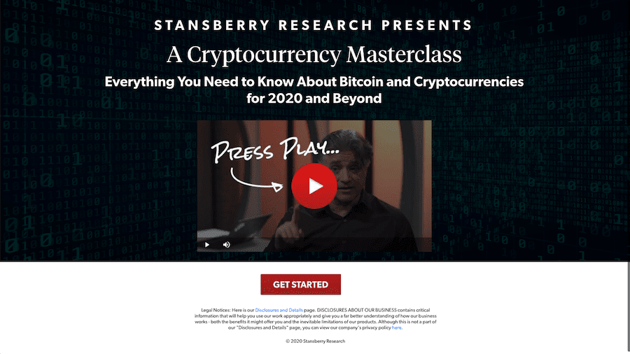 what is cryptocurrency masterclass