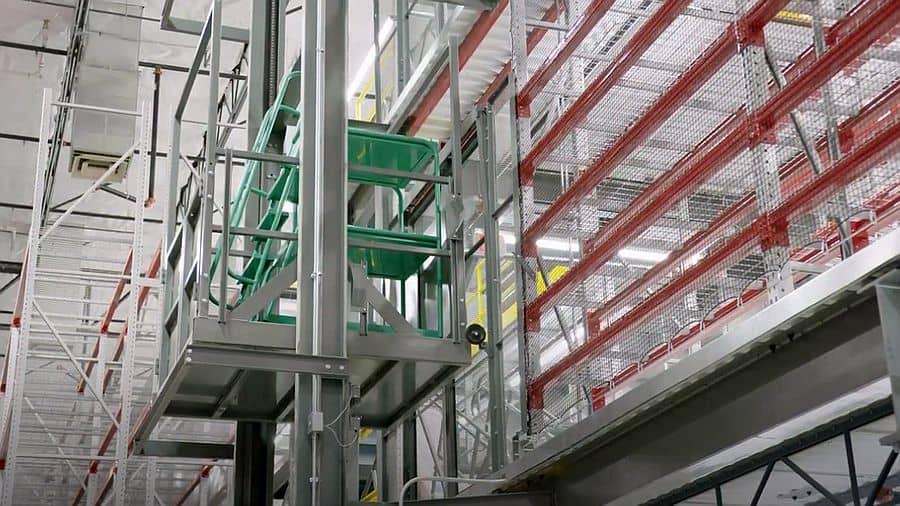 Reciprocating Vertical Conveyor