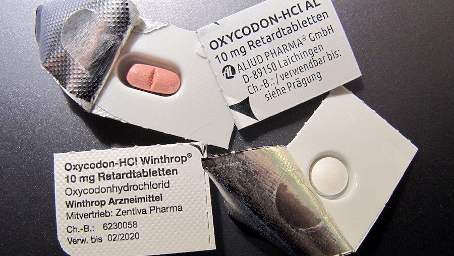rapid detox from oxycodone
