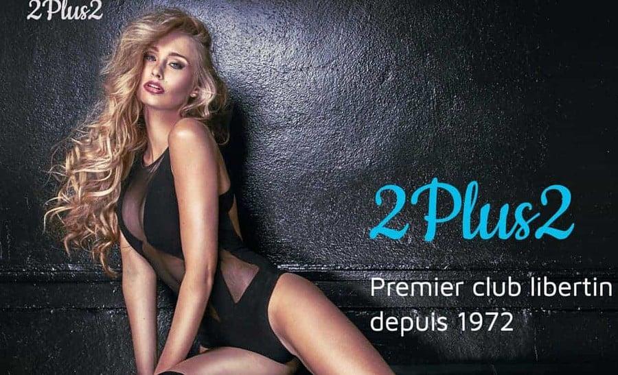Le club 2plus2 vous accueille à Paris quartier Montparnasse