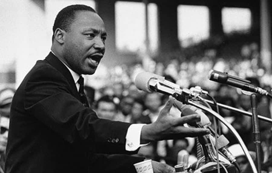 "Martin Luther King, discurso ""Tengo un Sueño"" (I have a dream)"