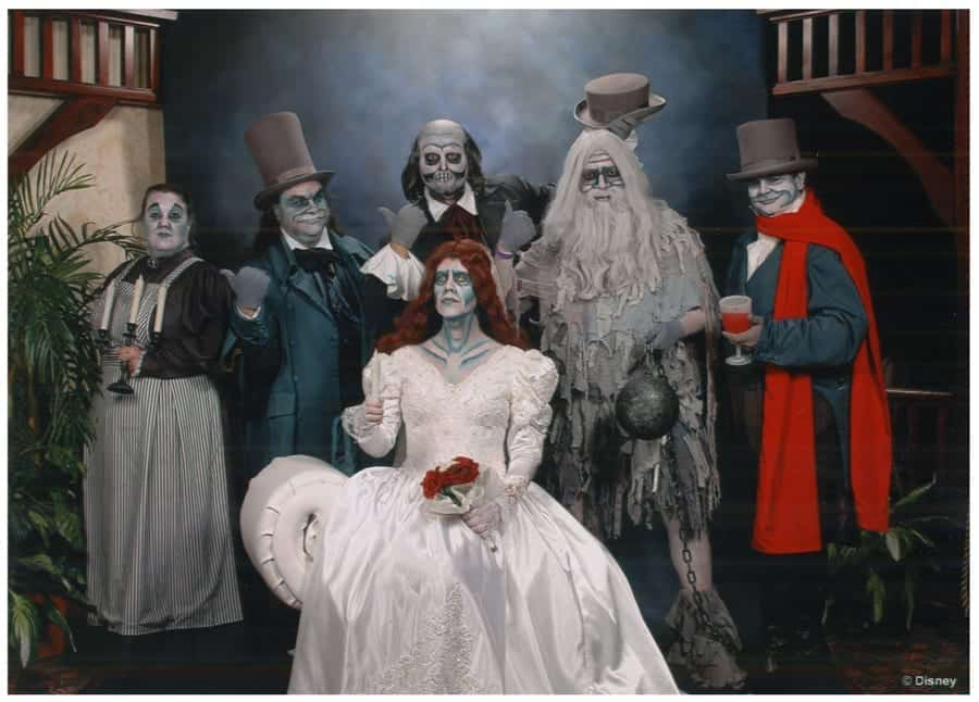 The Haunted Mansion Disney Parks Family Costume