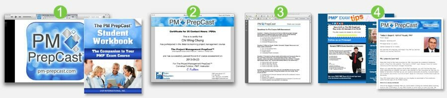 what's included in pm prepcast