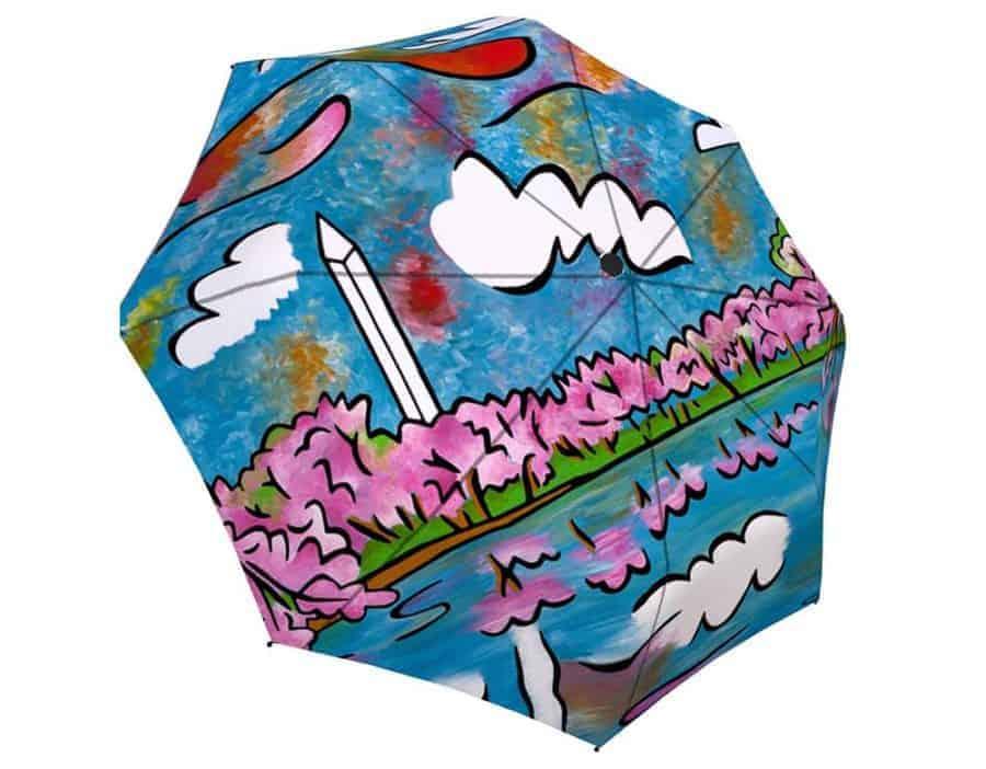 Washington Monument Umbrella