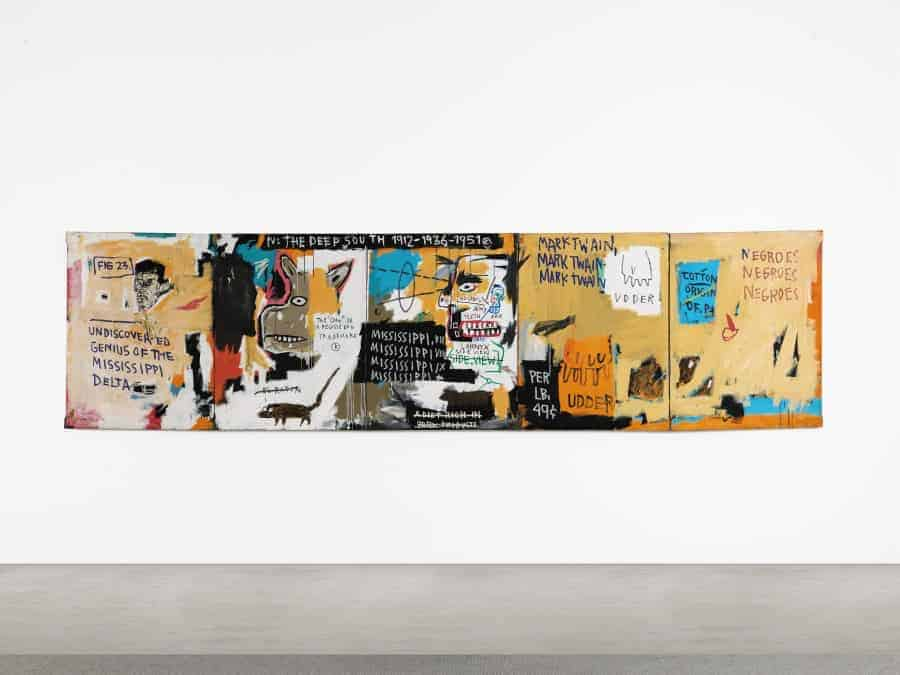 Undiscovered Genius of the Mississippi Delta by Basquiat
