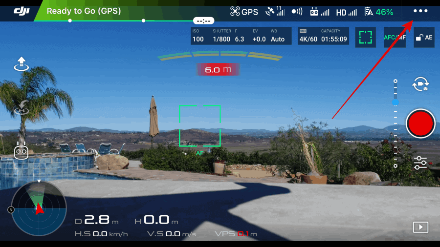 Fix Compass Errors on Your DJI Spark - Let Us Drone