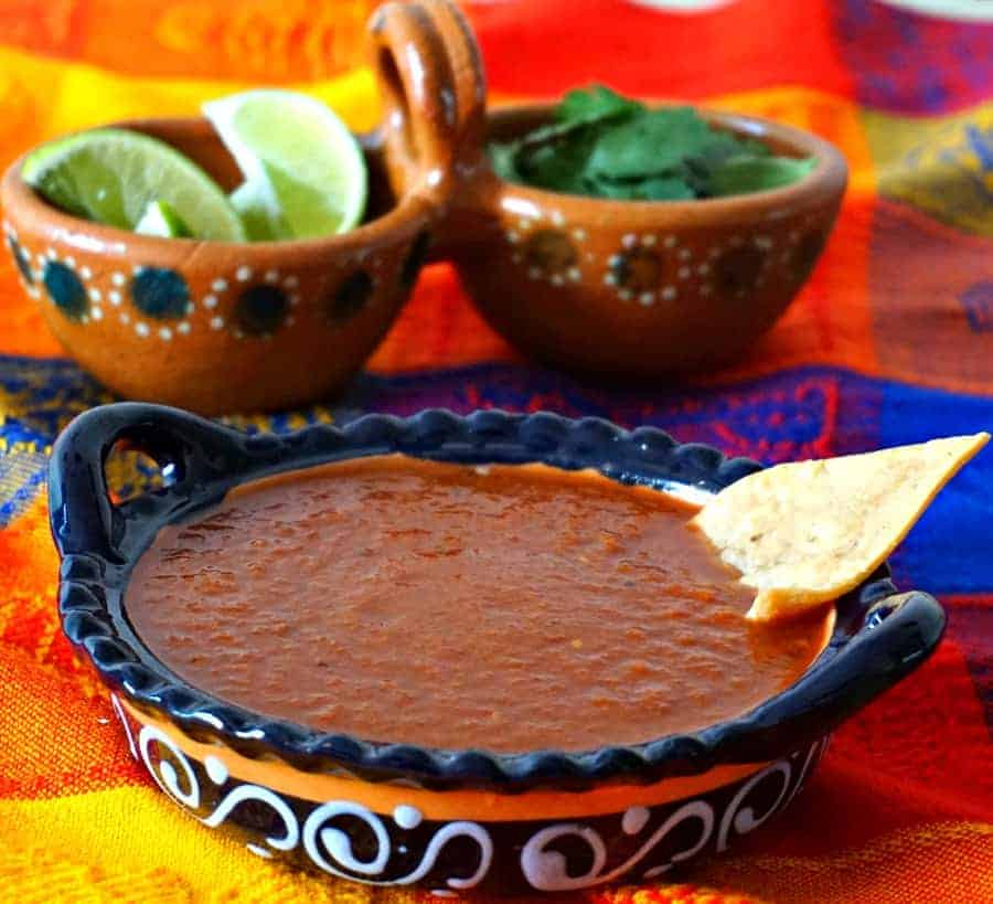 Red Enchilada Chili Sauce