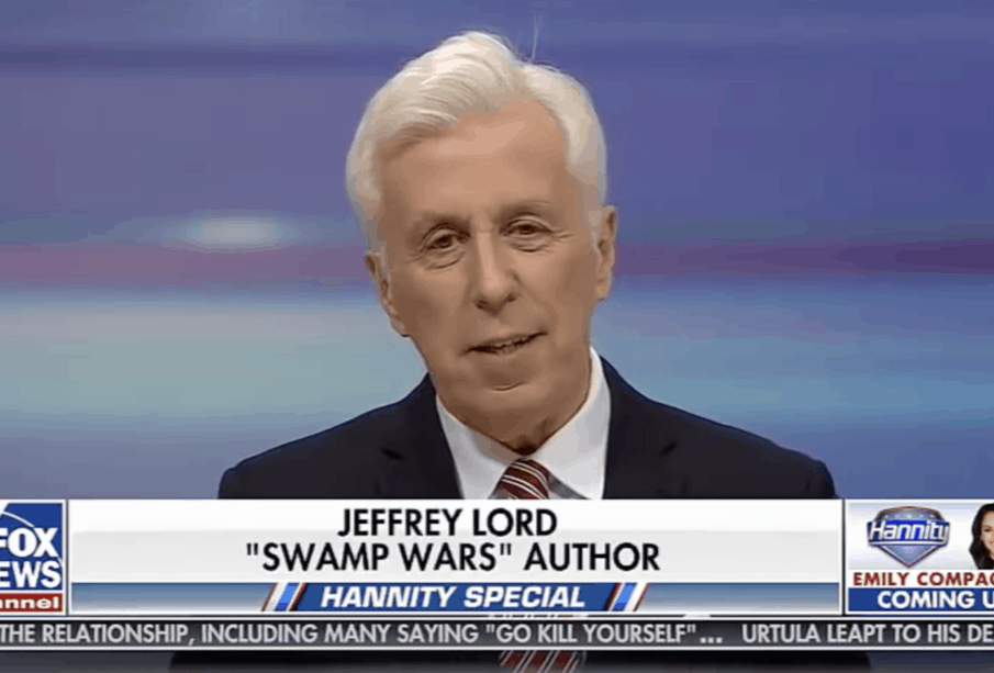Swamp Wars: Jeffrey Lord on Media Mob Mentality of Impeachment Inquiry 1