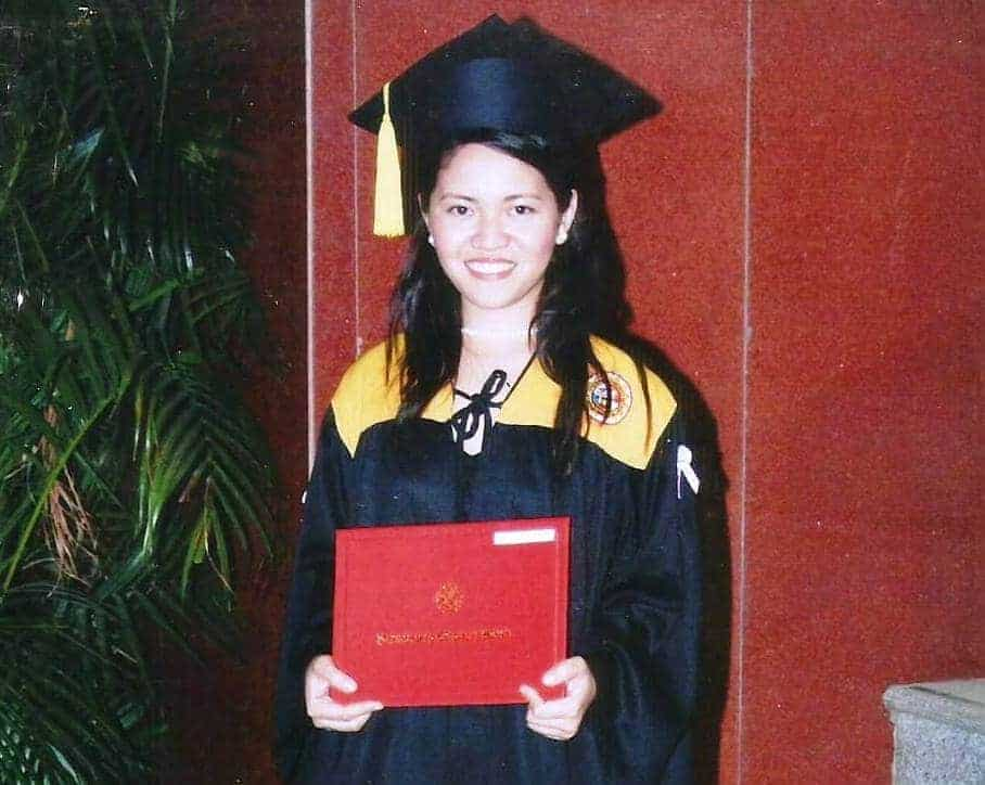 life goals -- my graduation photo in PLM