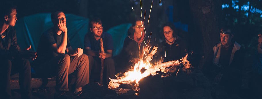 Why building local communities is so important: campfire convention app