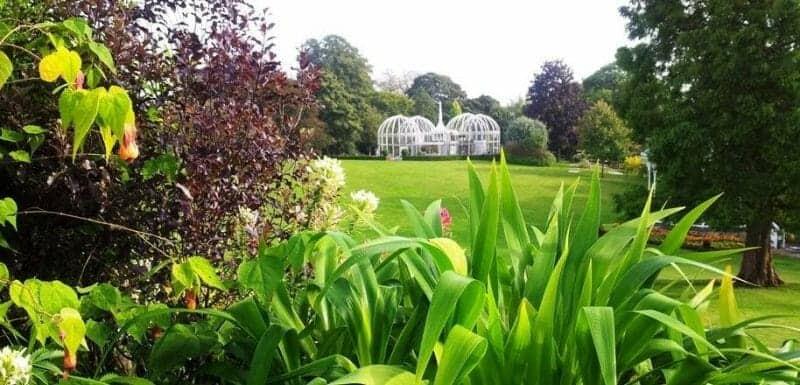Birmingham: botanical gardens